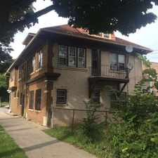 Rental info for 4933A W Center St in the Uptown area