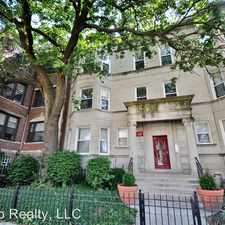 Rental info for 6231 S. Woodlawn Avenue 2 in the Woodlawn area