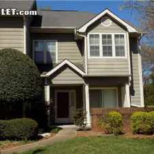 Rental info for $1695 3 bedroom Townhouse in Charlotte Eastland in the Charlotte area