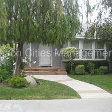 Rental info for Stunning 3 Bedroom 2 Bathroom in Highly Desired Neighborhood by CSULB! in the Los Altos area