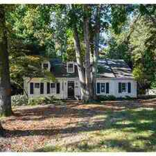 Rental info for 3608 Woody Grove Lane Charlotte Four BR, Great house in the