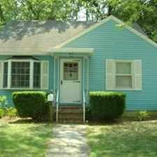 Rental info for Adorable 3 Bedroom, 1 Bath Home In Walking Dist...