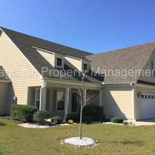 Rental info for Beautiful Peachtree City Home possible Partially Furnished!