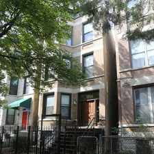 Rental info for 1326 North Claremont Avenue #3 in the Chicago area