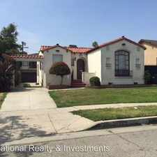 Rental info for 130-130 1/4 W. 110th Street in the Harbor Gateway North area