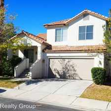 Rental info for 8408 Legacy Valley Ave