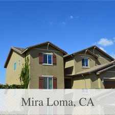 Rental info for Feature 5 Bed Rooms And 3 Bed Baths With Over 3... in the Mira Loma area