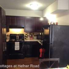 Rental info for 1209 W. Hefner RD