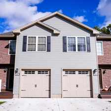 Rental info for Luxury Newer Duplex in the Agawam Town area