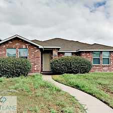 Rental info for 2924 Rising Crest Drive, Lancaster, TX 75134 in the 75134 area