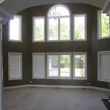 Rental info for House For Rent In Lake Zurich. Parking Available! in the Lake Zurich area