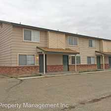 Rental info for 211 E Bird Ave in the Nampa area