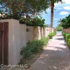 Rental info for 1417-1443 N Alvernon Way in the Palo Verde area