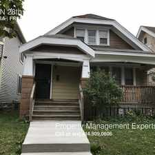 Rental info for 3266 N 28th St in the Franklin Heights area