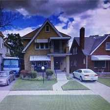 Rental info for For Rent By Owner 2 Bedroom 1 Bath Upper Flat. in the Detroit area