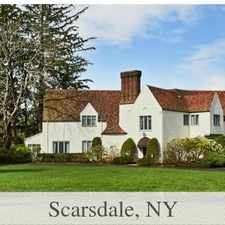Rental info for 5 Bedrooms House - On A Spectacularly Beautiful... in the Scarsdale area
