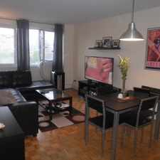 Rental info for 3601 Rue Sainte Famille in the Plateau-Mont-Royal area