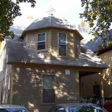 Rental info for 605 E Hoover Ave in the Ann Arbor area