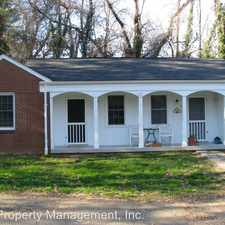 Rental info for 107 Cresap Rd in the Charlottesville area