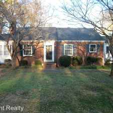 Rental info for 556 ASCOT RIDGE in the Rock Hill area