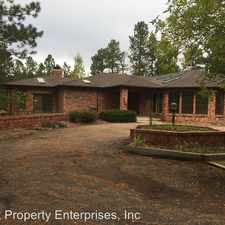 Rental info for 5484 Burgess Road
