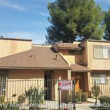 Rental info for 12351 Osborne Street Unit #13 in the Foothill Trails area