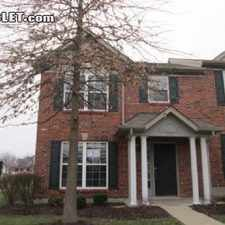Rental info for $1295 2 bedroom Townhouse in St. Charles