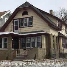 Rental info for 2734-34A N 50TH ST in the Milwaukee area