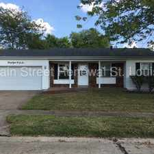 Rental info for 3846 Watersedge Drive in the Old Jamestown area