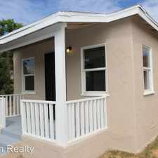 Rental info for 674 N. Mountain View Ave. in the Downtown area