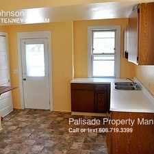 Rental info for 919 E Johnson St in the Madison area
