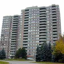 Rental info for 30 Thunder Grove #11** in the Markham area