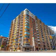 Rental info for 429 Somerset Street West #1005 in the Capital area