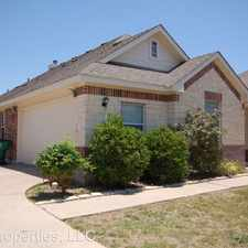 Rental info for 18745 Candace Loop in the Pflugerville area