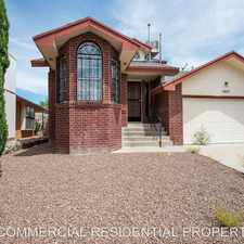Rental info for 4645 Loma de Plata