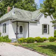 Rental info for 133 Columbia in the Edwardsville area