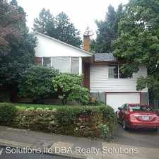 Rental info for 151 SE 72nd Ave in the Montavilla area