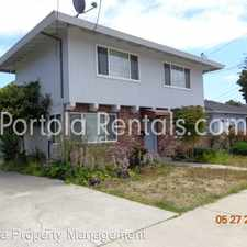 Rental info for 1123 East Cliff Drive D