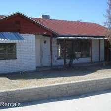 Rental info for 804 S. SECOND STREET in the Barstow area