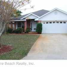 Rental info for 1741 Ivalea Circle in the Navarre area