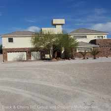 Rental info for 7590 Rancho Destino Road in the Paradise area