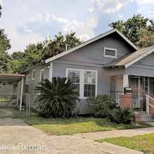 Rental info for 4516 Market St in the Greater Fifth Ward area