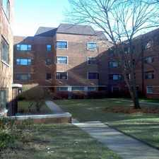 Rental info for 549-607 Sheridan in the Evanston area