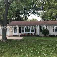 Rental info for Elkhart 3 bedroom 2 bath Ranch