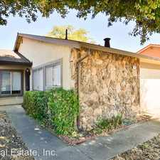 Rental info for 2352 Cypress Street in the Antioch area