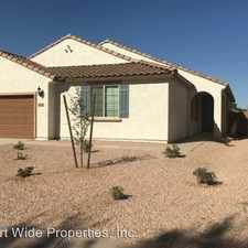 Rental info for 36028 N. VIDLAK DR in the San Tan Valley area