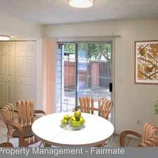 Rental info for 107-109 N Michigan Ave. - 109-4 in the Pasadena area