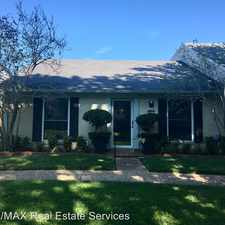 Rental info for Heritage Oaks, 10060 in the 71105 area