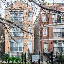 Rental info for 436 E 48th Pl in the Bronzeville area