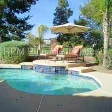 Rental info for Beautiful 3 Bedroom in Chandler! in the The Island at Ocotillo area